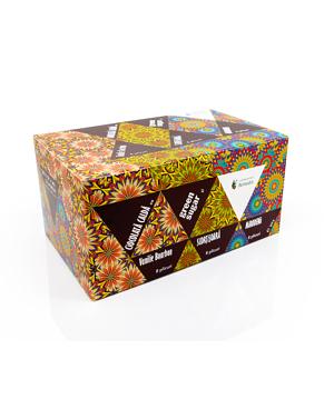 Ciocolata calda cu Green Sugar (24 plicuri)