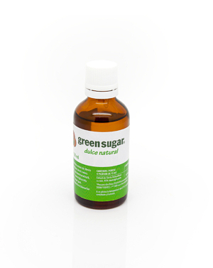 Green sugar lichid