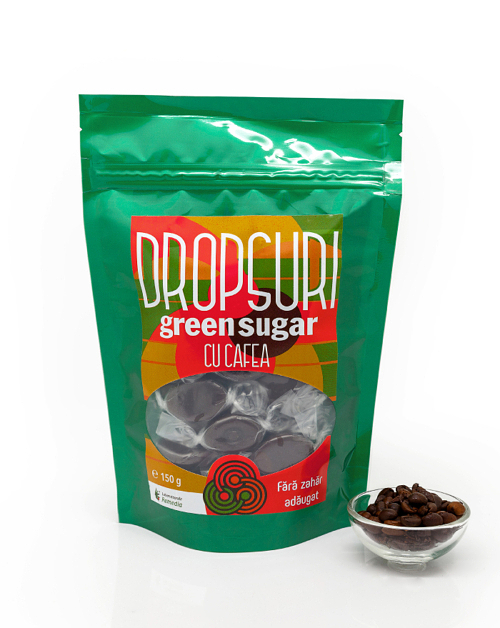 Dropsuri Green Sugar (Cafea)