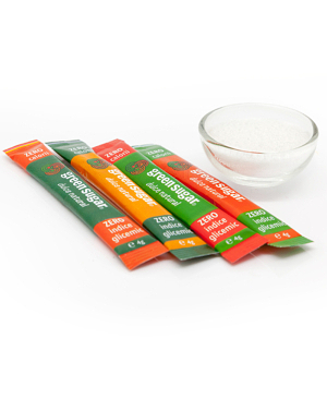 Green Sugar 100 sticks