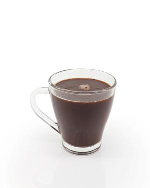 Ciocolata calda cu Green Sugar si vanilie