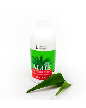 Aloe Vera Gel Organic 500 ml