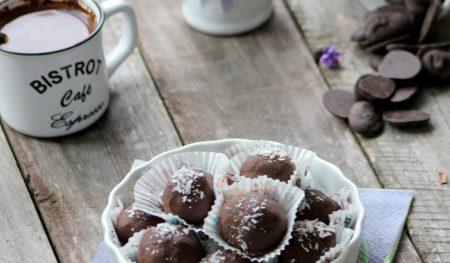 bomboane cu nuca de cocos, curmale si ciocolata fara zahar5