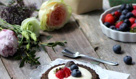 tarta cu ciocolata si biscuiti1