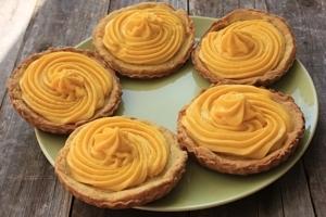 tarta cu crema de mandarine si bezea18